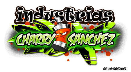 Logo by charrytaker