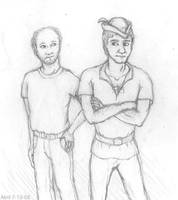 Josh and Graham by Akril15