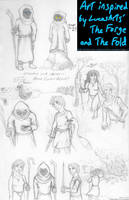 LOOM-Sketches from the Sequels by Akril15