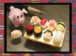 sushi by tehKOTAK