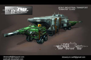 Heavy Transport by partical0