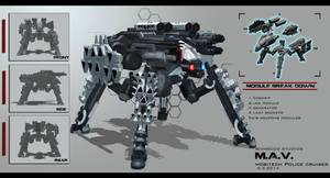 MAV Concept Art 02 by partical0