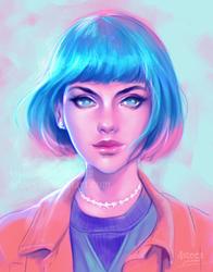 blue by 4steex