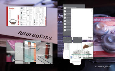 Futureglass identity by crossbow