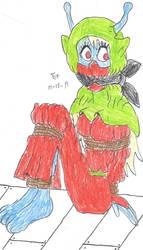 BURQA BONDAGE Emoji Daughter of Samurai Jack by Godzilla713