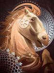 Horse by ATArts