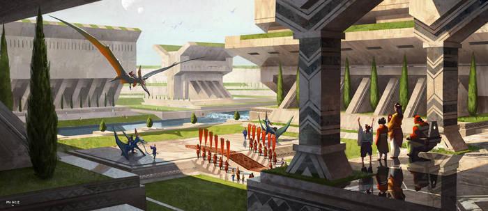 King's Landing by ATArts