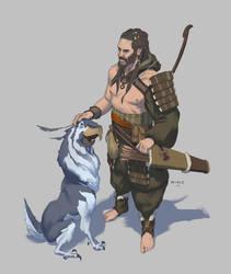 Character1: Hunter by ATArts