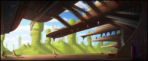 Environment Concept .06 by ATArts