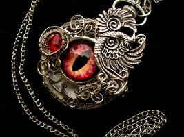Phoenix One Of A Kind Watch by LadyPirotessa