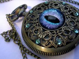 Violet Skies - Regal Watch by LadyPirotessa