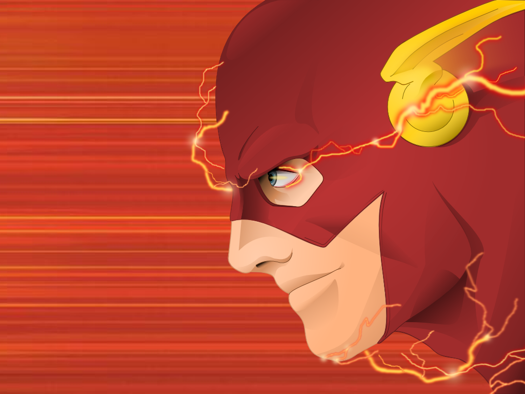 The Flash by Hugoedge