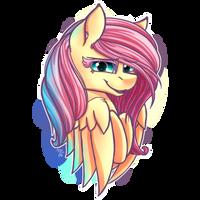 Fluttershy by MidnightSix3