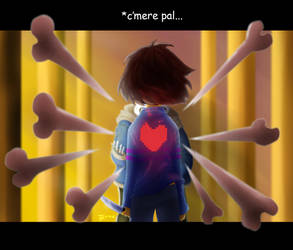 *C'mere pal... by Yami-Sempai