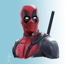 deadpool by djm106