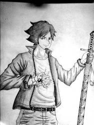 School sketches 1 by DreAmSPainTeR