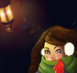 Snow_lady_ by Mia92