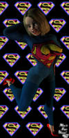 Super Woman by Kosmic-Stardust