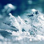 Ice Crystals by Leavylaulada