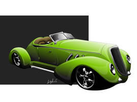 Tough Custom by Green-Hirsch