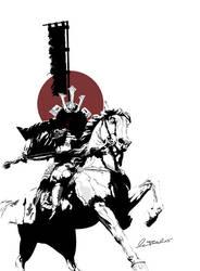 The Samurai by Green-Hirsch