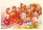 Eos The Goddess of Dawn by Red-Priest-Usada