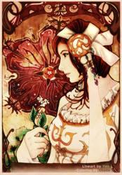 Sakura Secession by Red-Priest-Usada