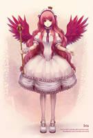 Iris - new design by Red-Priest-Usada