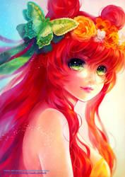 Summer Spirit by Red-Priest-Usada