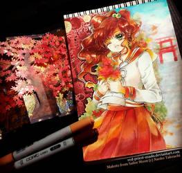 Autumn trip by Red-Priest-Usada