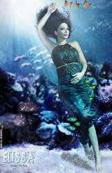 Elissa .. Under The Sea by Se7s1989