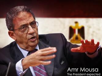 Amr Mousa by Se7s1989