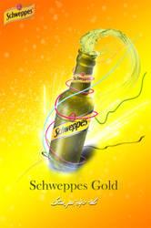 Schwepps Gold by Se7s1989