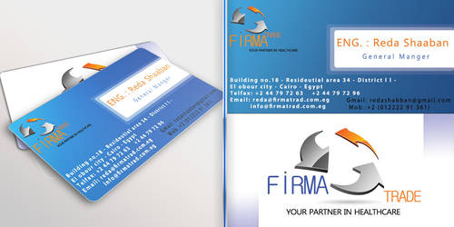 firma trade card by Se7s1989