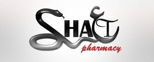sha3t pharmcy logo by Se7s1989