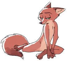 Posing Nick by foxefuel