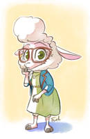 Bellwether by foxefuel