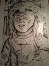 Chucky open mic by kingbyname