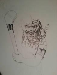 Predator wip hurler by kingbyname