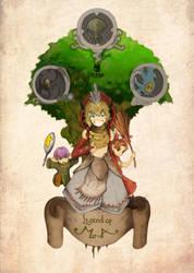 My Fanart Legend of mana by Zaitchev