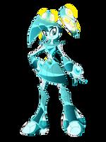 Teenage Robot Jenny by Keytee-chan