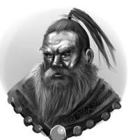 Dwarf by Dragonflamebg
