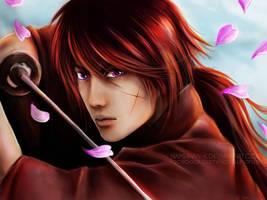 Himura Kenshin by Namwhan-K