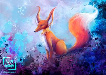 Fox by Namwhan-K