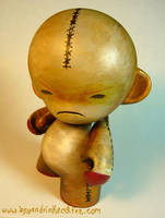 Sand Doll Munny by bryancollins