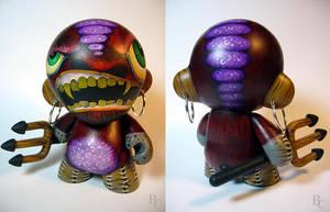 Korgo Mini Munny by bryancollins
