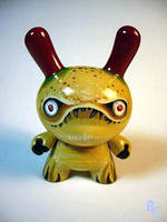 Sand Gnat Dunny by bryancollins