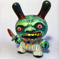 Zombie Dunny by bryancollins
