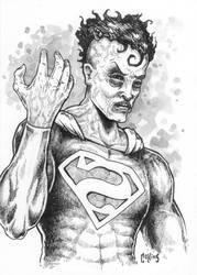 Bizarro Superman by bryancollins