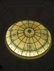 Stain glass dome. by candycorpsex3